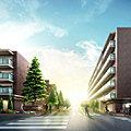 ザ・パークハウス 花小金井ガーデン II街区