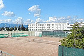 光陵中学校 (約870m:徒歩11分)