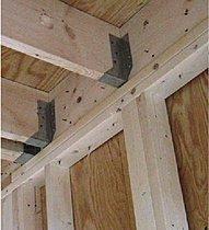安心・安全の2×4工法。高い「居住環境性能」