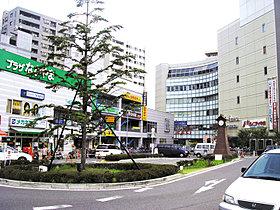 JR総武中央線「下総中山」駅徒歩14分