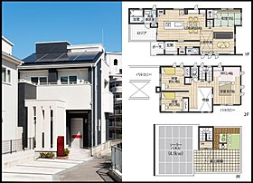 参考例(3) 君影モデルハウス