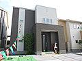 〈横尾材木店〉【お子様に優しい温水式床暖房の家】J・モダン小相木第8期