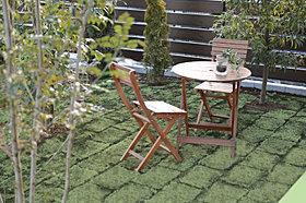 「敷地のゆとり」・・Landscape敷地の広さを満喫する
