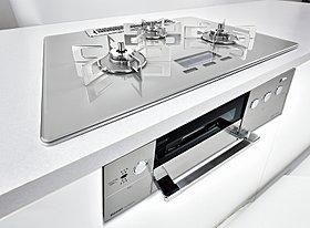 モデルハウス9号棟:キッチン