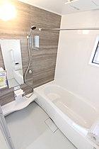 1号棟:浴室 一坪タイプ、エコジョーズ