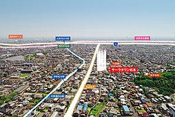 近鉄湯の山線「伊勢松本」駅へ徒歩4分、周辺には生活利便施設が充実しています