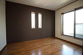【モデルハウス写真】 主寝室