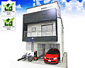 【新登場】ZEH相当の高性能【葛飾区奥戸4丁目】住宅街で陽当り良好の高耐震デザイナーズ