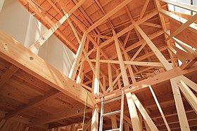 耐震等級3相当の構造計算を通しているため耐震性も安心。