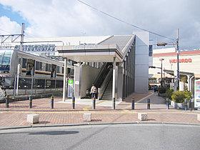 JR学研都市線「京田辺駅」徒歩約7分(560m)