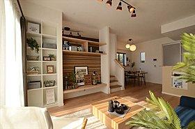 自分らしく家事や育児を楽しむ家。モデルハウス1号棟