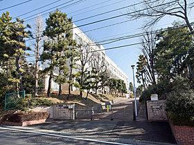 横浜市立山内中学校まで徒歩17分