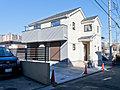 ~設計住宅性能評価取得住宅~【新桜ヶ丘】土地面積60坪、5LDK。エネファーム採用、床暖房付。