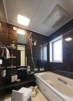 浴室【モデルハウス写真】