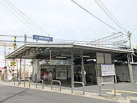 京阪本線御殿山駅