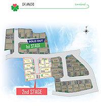 LIEBEN TOWN 2nd stage区画図