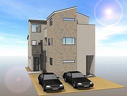船橋市二子町 新築分譲住宅 全2棟