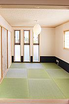 弊社モデルハウス 床暖房3か所標準設備