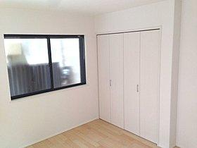 ◆各居室クローゼット完備!室内有効活用出来ます!