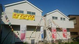 さいたま市内野本郷555番1 地震に強い家 駐車2台 南庭