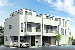 【三栄建築設計の分譲住宅】~MELDIA目黒本町~南西角地を含...