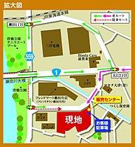 大津方面から1号線でお越しの際は【大江2丁目】交差点を左折!