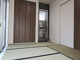 ●床の間もある落ち着きのある和室!