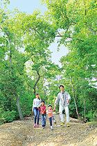 環境共生:日本特有の自然の姿里山の恩恵を暮らしの中へ。