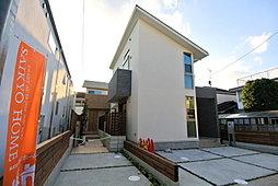 三鷹市井の頭5丁目 新築分譲住宅 全2棟