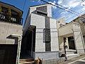リビングに吹き抜け~ロフトのある家~横浜反町~新築戸建