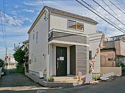 川越岸町 北西角地に限定1棟 東武東上線「川越」駅徒歩15分