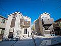 SAFE365で地震の揺れを吸収する家 横浜市泉区新橋町全2棟