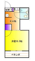 豊田町駅 1.3万円