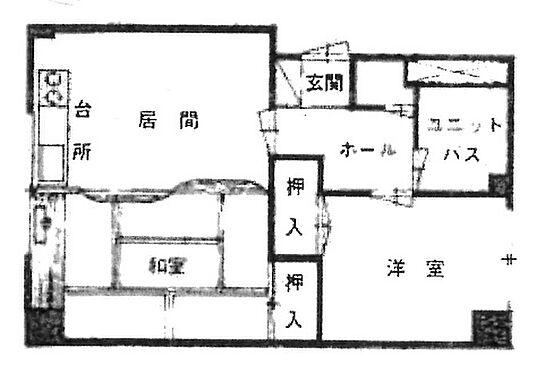 マンション(建物一部)-札幌市中央区南八条西1丁目 間取り