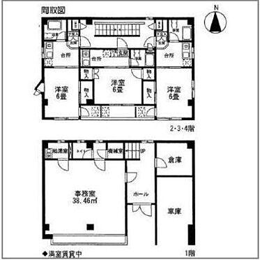 マンション(建物全部)-杉並区高円寺南5丁目 間取り