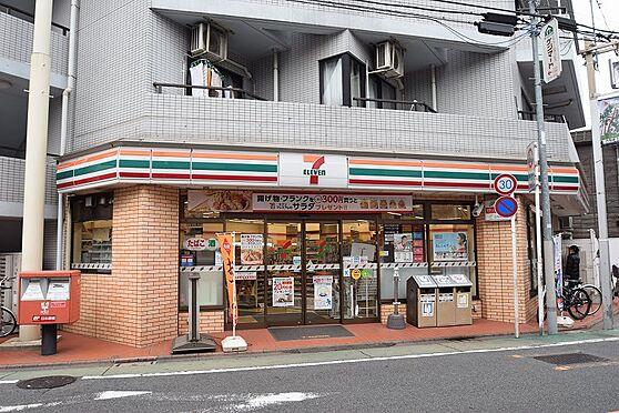 アパート-大田区中馬込1丁目 深夜の買物にも便利なコンビニまで徒歩4分。