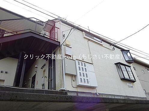 アパート-仙台市泉区南光台1丁目 外観