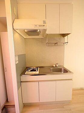 アパート-さいたま市中央区鈴谷4丁目 キッチン