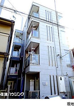 アパート-墨田区東向島4丁目 駅徒歩5分以内、オーナーチェンジ、オートロック