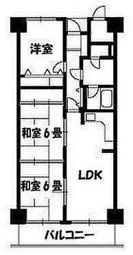 マンション(建物一部)-徳島市南末広町 間取り