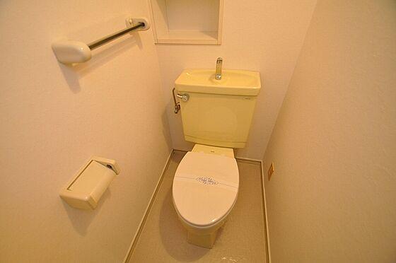 ビル(建物全部)-福岡市博多区金の隈3丁目 シンプルで使い勝手の良いトイレ