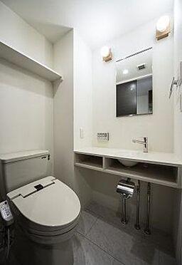 マンション(建物全部)-江東区古石場1丁目 トイレ