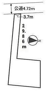 アパート-世田谷区祖師谷4丁目 区画図
