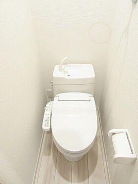 アパート-中野区若宮1丁目 トイレ