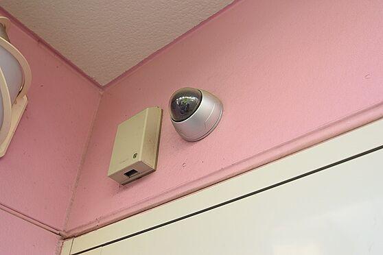 アパート-杉並区方南1丁目 防犯カメラ設置済み
