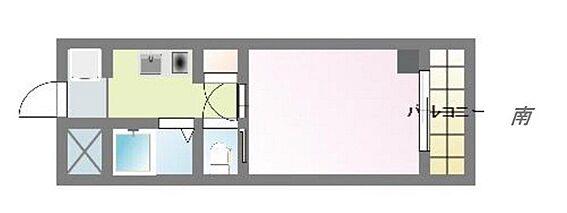 マンション(建物全部)-浜松市中区海老塚 間取り