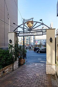 マンション(建物全部)-中野区中野3丁目 「レンガ坂」飲食店街 350m