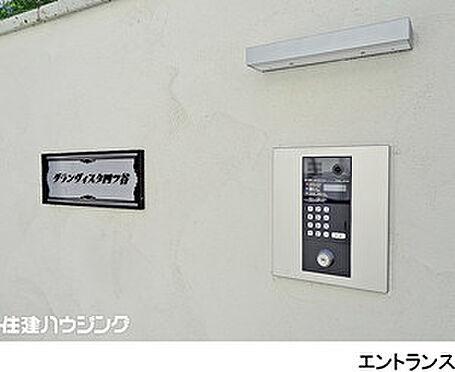 アパート-新宿区若葉1丁目 玄関
