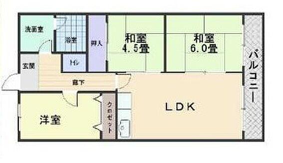 マンション(建物全部)-堺市北区百舌鳥陵南町3丁 居間