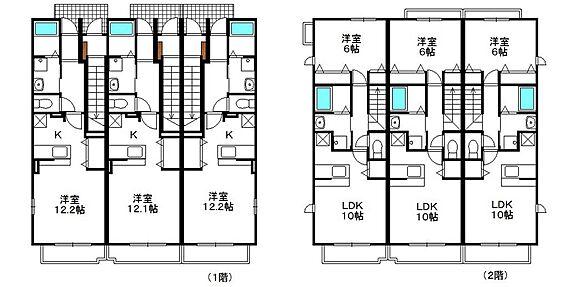 マンション(建物全部)-鳴門市大津町吉永 B棟